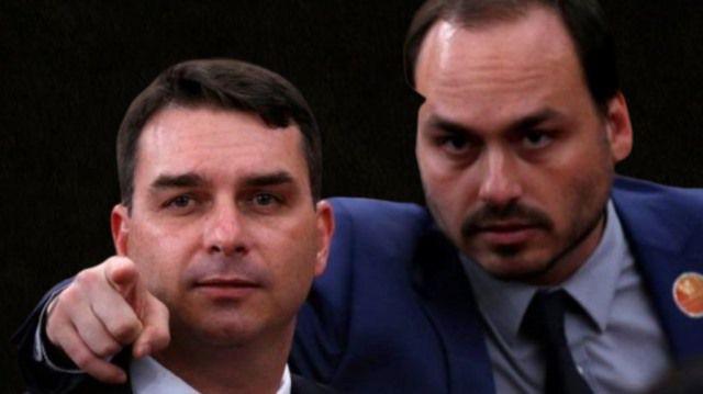 Nas mãos do STF, o destino de Flávio e Carlos Bolsonaro e suas 'rachadinhas