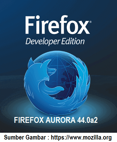 UPDATE FIREFOX DEVELOPER EDITION 44.0a2