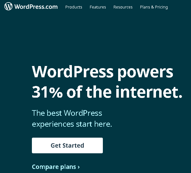 What is WordPress A Simple Introduction for Beginners-WordPress.com - Tutorial Markaz