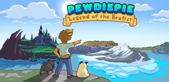 Download PewDiePie: Legend of Brofist Apk + Data