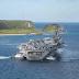 EE.UU. saca músculo ante China con un despliegue simultáneo de tres portaaviones en el Indo-Pacífico