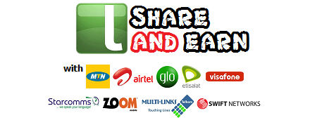 How to Get Free recharge cards on LAGBOOK - Inforisticblog
