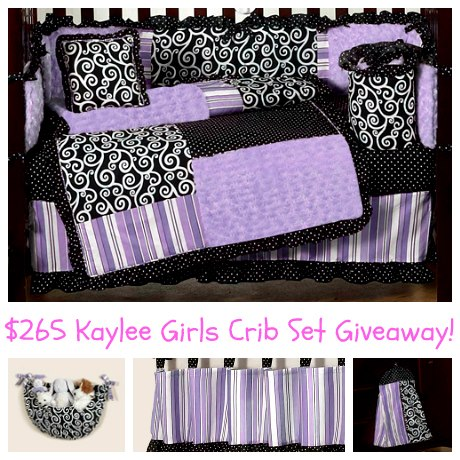 Create With Mom Beyond Bedding Giveaway