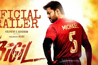 Bigil - Official Trailer | Thalapathy Vijay, Nayanthara | Atlee | AR Rahman