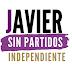 PILARES DE LAS PROPUESTAS DEL INDEPENDIENTE; JAVIER BRETÓN