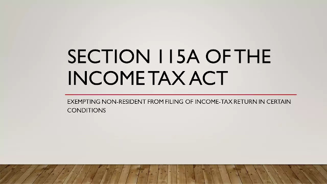 Section 115A Amendment