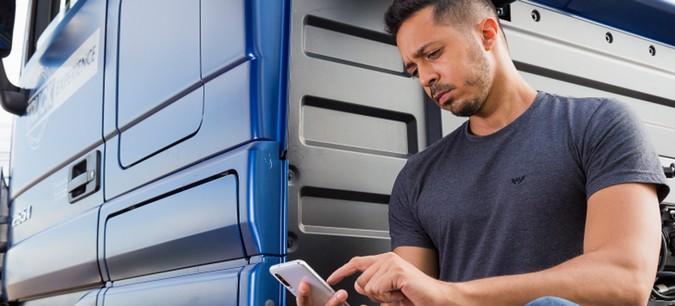 Caminhoneiros poderão realizar curso MOPP e de cargas indivisíveis a distância
