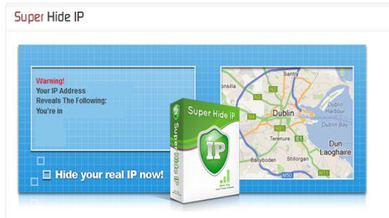 Super Hide IP screenshot 4