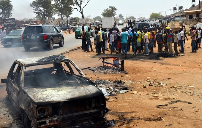 Panic as 40 are killed in Kogi In Clash Between Ebira And Bassa
