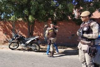 Operação de motocicletas em Guanambi