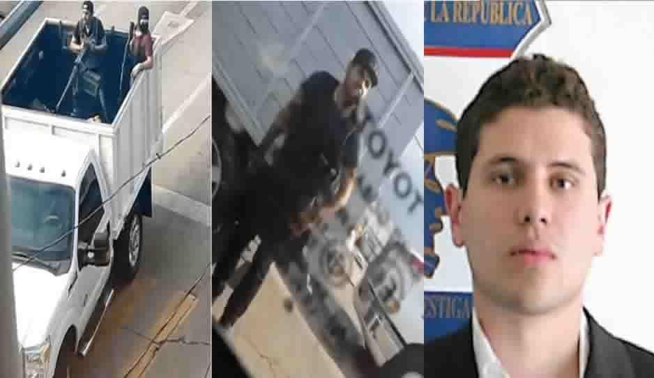 """Por frecuencias confirman que fue abatido Iván Archivaldo Guzmán """"El Chapito""""; su otro hijo de """"El Chapo"""" fue detenido"""