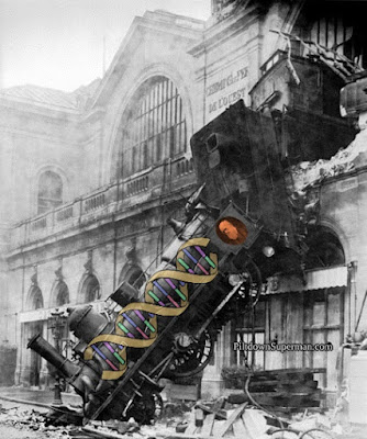 Another train wreck for evolutionists is the human genome.
