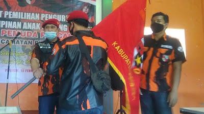 MPC Ormas Pemuda Pancasila Resmi Dilantik