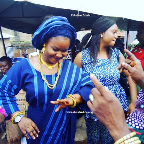 The Awesome Culture Of Ebira People's Traditional Marriage Right - #EbiraWedding