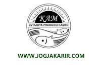 Lowongan Kerja Jogja Staff Accounting, Waiter/s & Crew Produksi di CV Karya Produksi Kamto