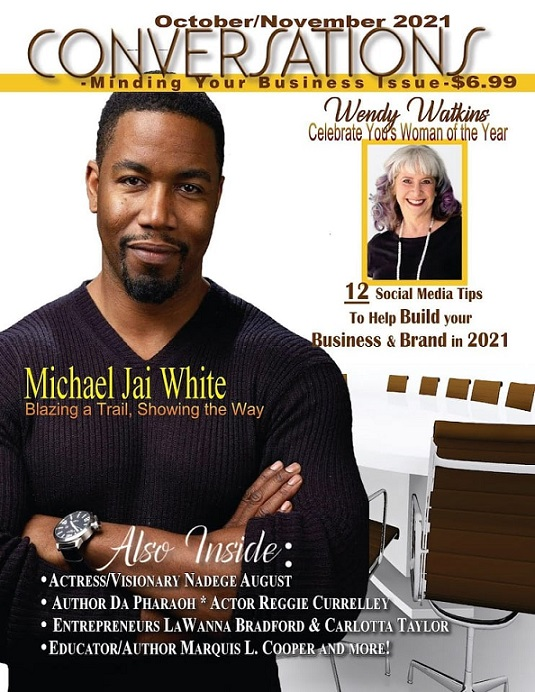 Conversations Magazine, Oct./Nov. 2021