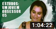 LIVE DO ESTUDO DO LIVRO UM JOVEM OBSESSOR - PARTE V