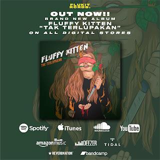Fluffy Kitten Rillis Album Perdana Bertajuk Tak Terlupakan
