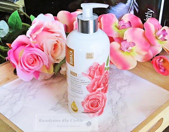 mleczko do ciała, pielęgnacja skóry suchej, kosmetyki Biobaza