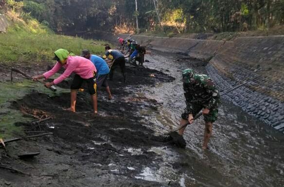 Hadapi Musim Hujan, Masyarakat Banyuputih Lor Diharap Turut Aktif Jaga Kelancaran Irigasi