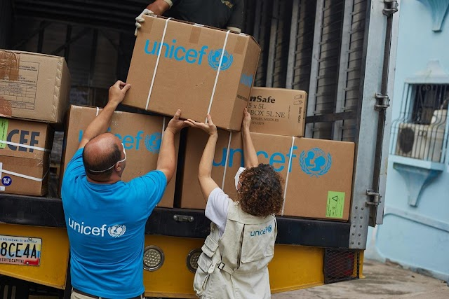 UNICEF preparing to distribute Covid-19 vaccines to 92 countries
