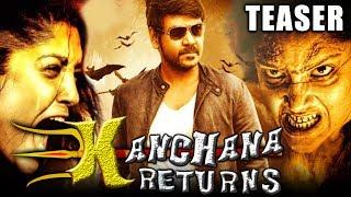 Kanchana Returns (Shivalinga) 2017 Hindi Dubbed Movie HDRip