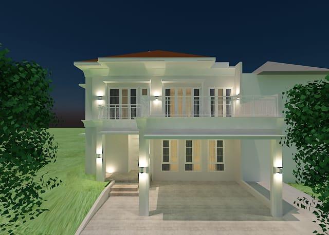 Gambar Desain Rumah Minimalist