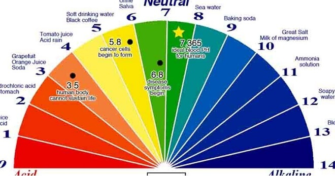 All Cancer Patients Have Too Acidic Ph Here S The Easiest