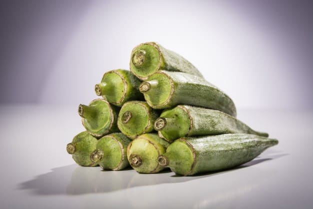 What are the benefits of green okra ?