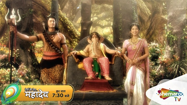 shemaroo-tv-showcased-the-journey-from-vinayak-to-ganesha-in-devon-ke-dev-mahadev-for-its-viewers
