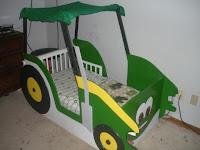 Increíbles camas que les encantarán a los pequeños automovil