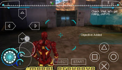 Download Iron Man CSO ISO PSP PPSSPP