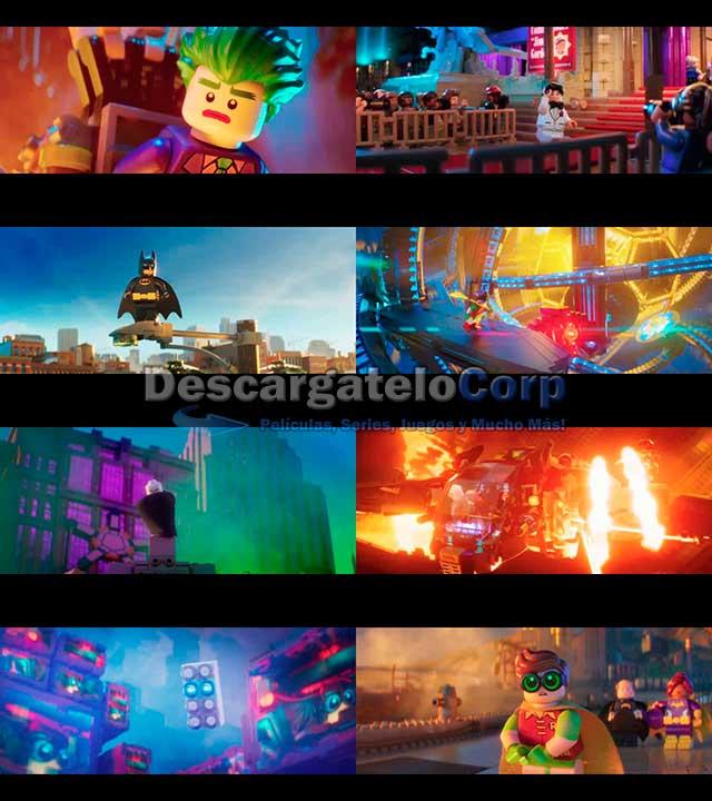 Lego Batman la Película (2017) DVDRip Español Latino