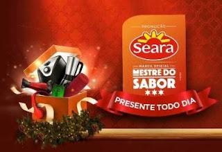Promoção Natal 2019 Seara Presente Todo Dia