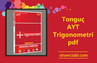 Tonguç AYT Trigonometri pdf