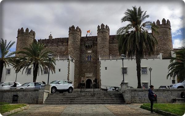 Palacio Duques de Feria, Zafra (Badajoz)