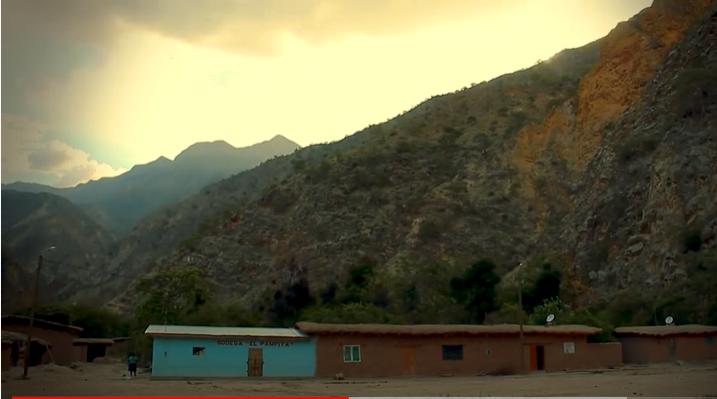 Conozca el centro poblado Santa Ana de Sitacocha que tendrá su plazuela moderna