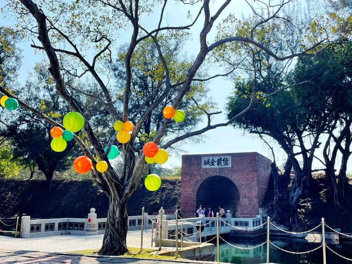 2021台南古蹟行春|春節各古蹟、景點開放資訊、節目懶人包|赤崁樓、安平古堡、安平樹屋、億載金城、1661台灣船園區|活動