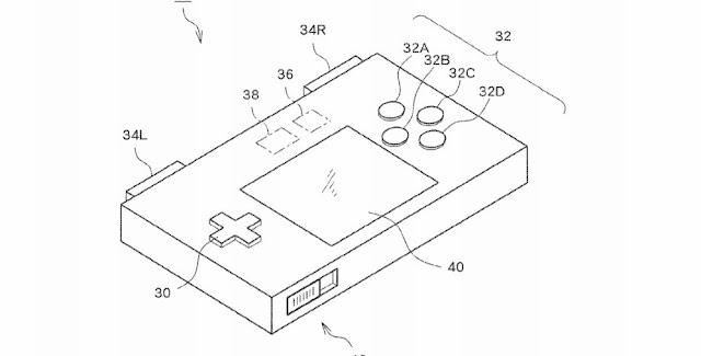 سوني تسجل براءة اختراع لشاشة على يد تحكم