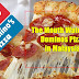 The Mouth Watering Dominos Pizza in Malaysia
