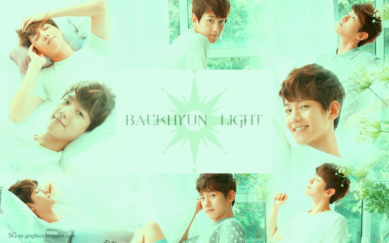 Byun Baekhyun Wallpaper Exo Wallpaper T Wallpaper