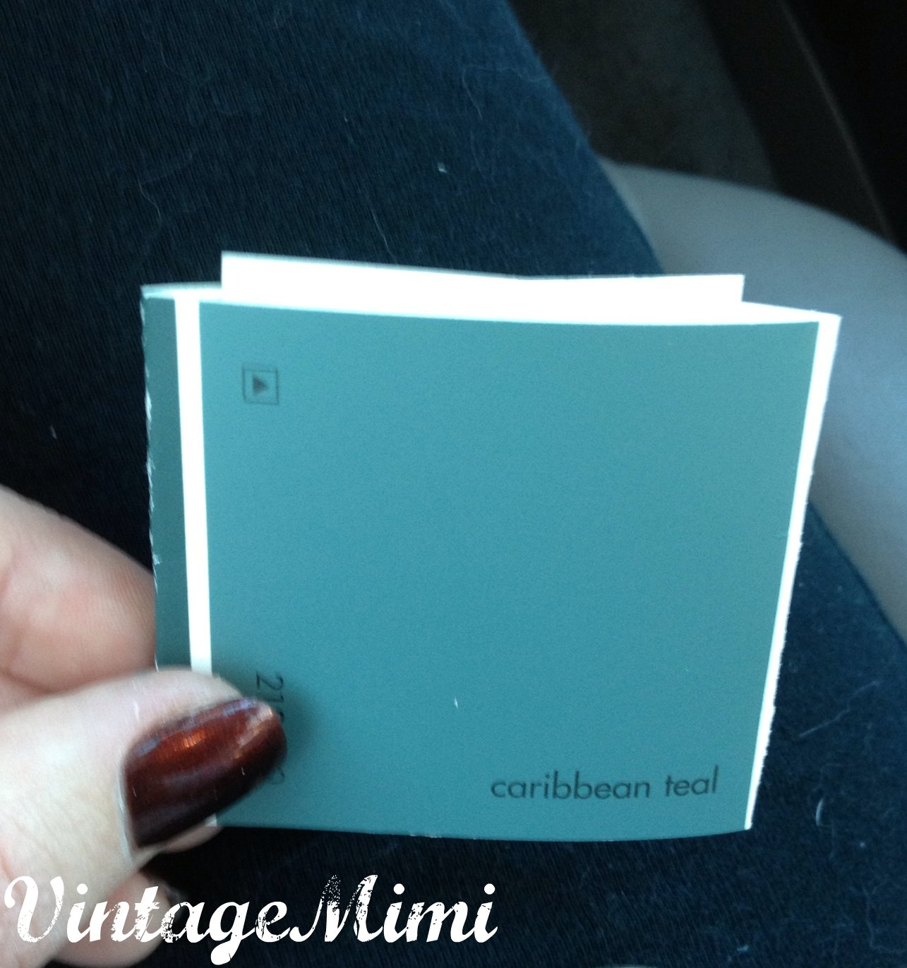 I Sed And She Painted Ceilings Here Is The Paint Color Chose Benjamin Moore Caribbean Teal Had Them Lighten By 25
