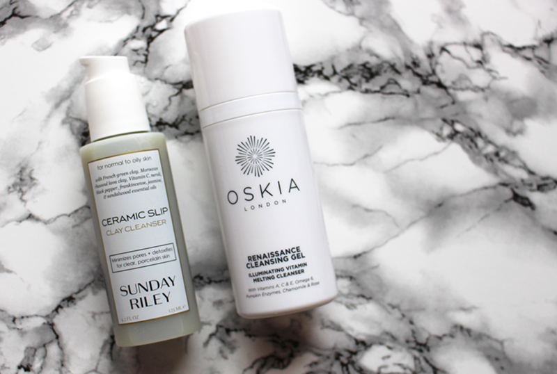 Some Cleanser First Impressions    - A Little Obsessed