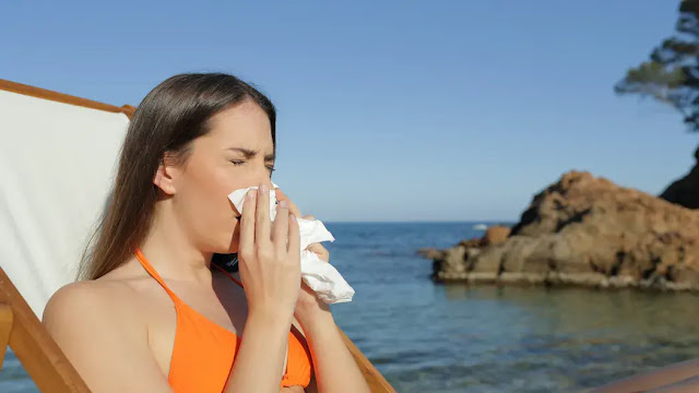 Summer colds: why we're especially likely to get them this summer