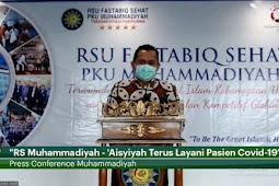 Delapan Bulan Pandemi, RS Muhammadiyah Tangani 3.330 Pasien Terkonfirmasi Covid-19