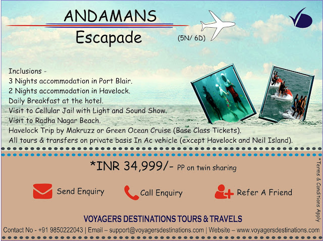 Andamans Escapade
