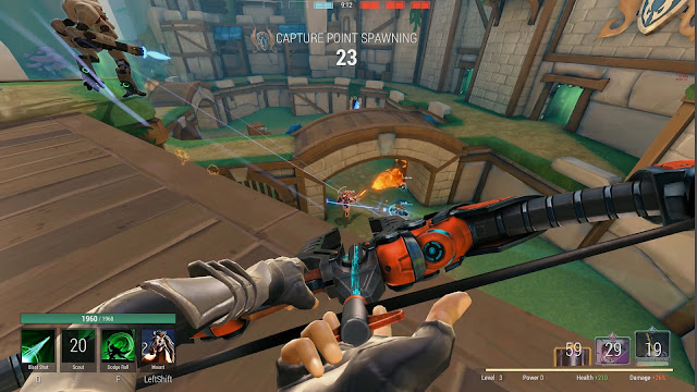 Paladins shooter game
