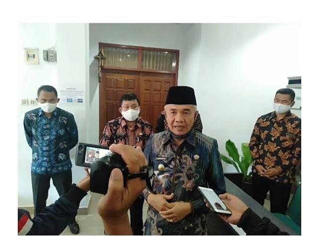 Survei Internal PAN, Nama Bupati Kerinci Adirozal Mencuat di Bursa Pilgub Jambi