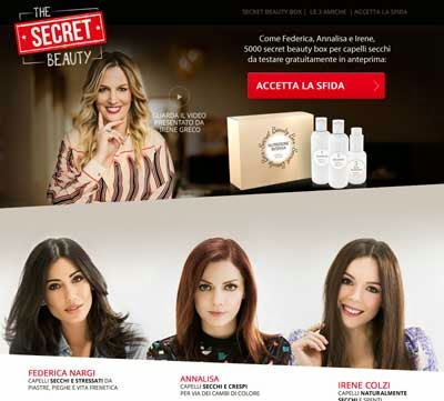 Secret Beauty box