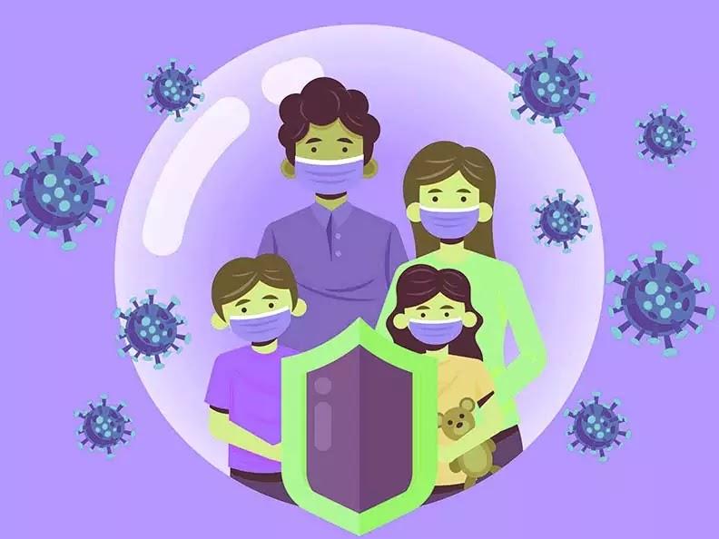 बच्चों को कोरोना से सुरक्षित कैसे रखें, बच्चों को कोरोना से सुरक्षित रखने के उपाय, कोरोना संक्रमण से बच्चों को कैसे बचाएं, bachcho ko corona se surakshit kaise rakhen - News Hank